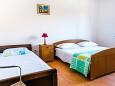 Bedroom 2 - Apartment A-1101-b - Apartments Kanica (Rogoznica) - 1101