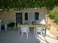 Terrace - House K-11034 - Vacation Rentals Velo Zvirje (Brač) - 11034