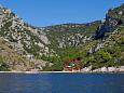 Property Velo Zvirje (Brač) - Accommodation 11034 - Vacation Rentals near sea with pebble beach.