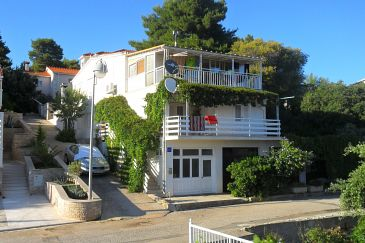 Property Brna (Korčula) - Accommodation 11038 - Vacation Rentals near sea.