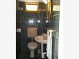 Toilet - Apartment A-11039-a - Apartments Brist (Makarska) - 11039