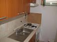 Kitchen - Apartment A-11039-b - Apartments Brist (Makarska) - 11039