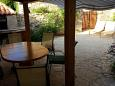 Courtyard Vrbanj (Hvar) - Accommodation 11040 - Vacation Rentals with pebble beach.