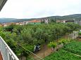 Balcony 2 - view - Apartment A-11047-a - Apartments Slatine (Čiovo) - 11047