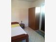 Bedroom - Studio flat AS-11061-a - Apartments Dinjiška (Pag) - 11061