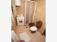 Bathroom - Studio flat AS-11063-a - Apartments and Rooms Makarska (Makarska) - 11063
