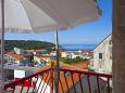 Terrace - view - Studio flat AS-11063-a - Apartments and Rooms Makarska (Makarska) - 11063