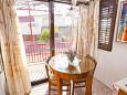 Dining room - Studio flat AS-11063-c - Apartments and Rooms Makarska (Makarska) - 11063