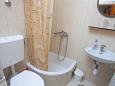 Bathroom - Room S-11063-a - Apartments and Rooms Makarska (Makarska) - 11063