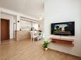 Living room - Apartment A-11064-c - Apartments Maslenica (Novigrad) - 11064