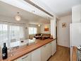 Kitchen - Apartment A-11064-c - Apartments Maslenica (Novigrad) - 11064