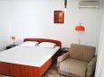 Bedroom - Studio flat AS-11069-a - Apartments Prižba (Korčula) - 11069