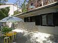 Terrace - Studio flat AS-11069-a - Apartments Prižba (Korčula) - 11069