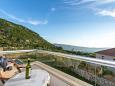 Balcony - view - House K-11073 - Vacation Rentals Dubravka (Dubrovnik) - 11073