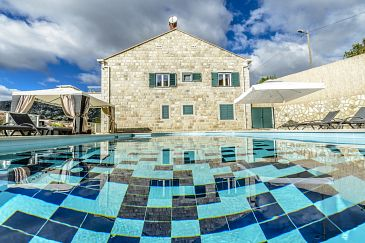 Dubravka, Dubrovnik, Property 11073 - Vacation Rentals with pebble beach.