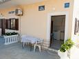 Terrace - Studio flat AS-11074-a - Apartments Bibinje (Zadar) - 11074