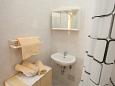 Bathroom - Studio flat AS-11074-b - Apartments Bibinje (Zadar) - 11074
