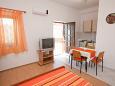 Dining room - Studio flat AS-11074-c - Apartments Bibinje (Zadar) - 11074