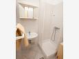 Bathroom - Studio flat AS-11074-c - Apartments Bibinje (Zadar) - 11074