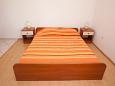 Bedroom - Studio flat AS-11074-c - Apartments Bibinje (Zadar) - 11074