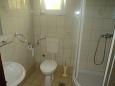 Bathroom - Apartment A-11078-b - Apartments Brist (Makarska) - 11078