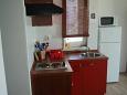Kitchen - Apartment A-11078-c - Apartments Brist (Makarska) - 11078