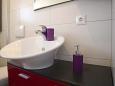 Bathroom 2 - Apartment A-11086-a - Apartments Kanica (Rogoznica) - 11086