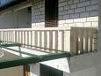 Sveta Nedilja, Terrace 1 u smještaju tipa apartment, s pogledom na more, dopusteni kucni ljubimci i WIFI.