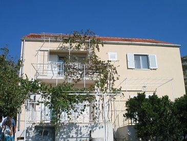 Property Banići (Dubrovnik) - Accommodation 11120 - Apartments with pebble beach.