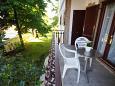 Balcony - Apartment A-11121-b - Apartments Umag (Umag) - 11121
