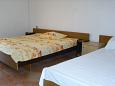 Bedroom 1 - Apartment A-11124-c - Apartments Zubovići (Pag) - 11124