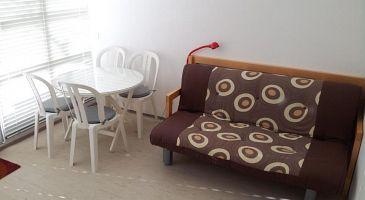 Zaton, Living room u smještaju tipa apartment, dostupna klima i WIFI.