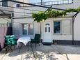 Terrace - Apartment A-11132-b - Apartments Vrbnik (Krk) - 11132
