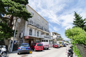 Property Dubrovnik (Dubrovnik) - Accommodation 11145 - Apartments and Rooms with pebble beach.