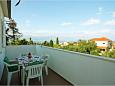 Balcony - Apartment A-11147-b - Apartments Supetar (Brač) - 11147