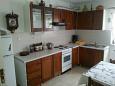 Biograd na Moru, Kitchen u smještaju tipa apartment, WIFI.