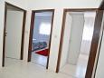 Zadar, Hallway u smještaju tipa apartment, WIFI.