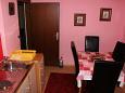 Ližnjan, Kitchen u smještaju tipa apartment, WIFI.