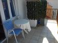 Balcony - Studio flat AS-11155-d - Apartments Podaca (Makarska) - 11155