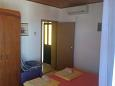 Bedroom - Studio flat AS-11155-d - Apartments Podaca (Makarska) - 11155