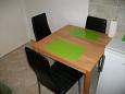 Split, Dining room u smještaju tipa studio-apartment, WIFI.