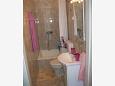 Split, Bathroom u smještaju tipa studio-apartment, WIFI.