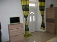 Split, Bedroom u smještaju tipa studio-apartment, dostupna klima i WIFI.