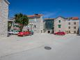 Parking lot Kaštel Štafilić (Kaštela) - Accommodation 11165 - Vacation Rentals near sea with pebble beach.