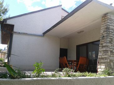 Property Valbandon (Fažana) - Accommodation 11172 - Vacation Rentals with pebble beach.
