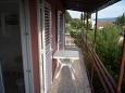 Balcony 2 - Apartment A-11178-a - Apartments Vrboska (Hvar) - 11178