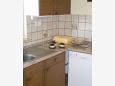 Kitchen - Apartment A-11191-a - Apartments Drage (Biograd) - 11191
