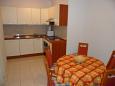 Mastrinka, Dining room u smještaju tipa apartment, WIFI.