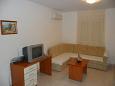 Mastrinka, Living room u smještaju tipa apartment, dostupna klima i WIFI.