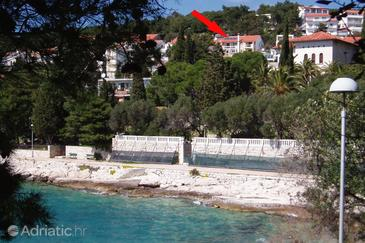 Property Hvar (Hvar) - Accommodation 112 - Apartments with pebble beach.